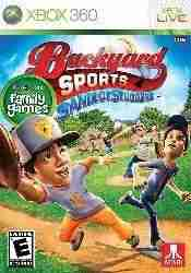Descargar Backyard Sports Sandlot Sluggers [English][USA] por Torrent